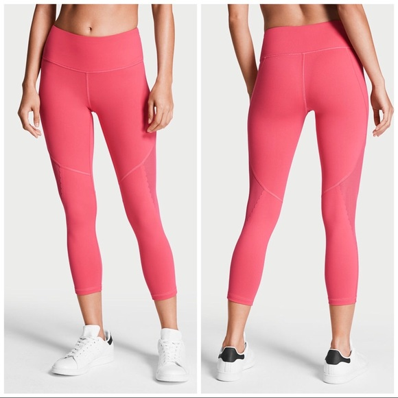 42706a437d0f3 vs knockout by victoria sport capri Cosmic Coral. NWT. PINK Victoria's  Secret